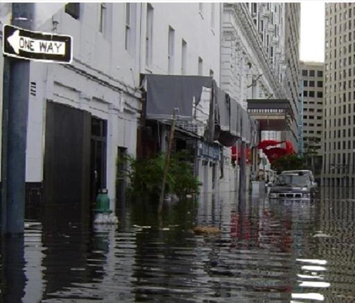 Water Damage Tips On Keeping Moisture Out of Your Building During a Storm