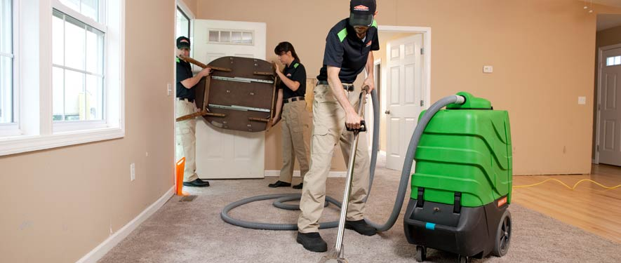 Newport News, VA residential restoration cleaning